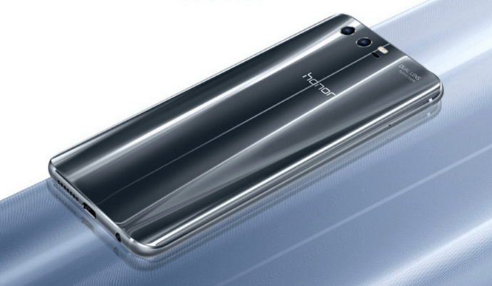 Honor 9 With 12MP Dual Cameras and 6GB of RAM Unveiled Officially