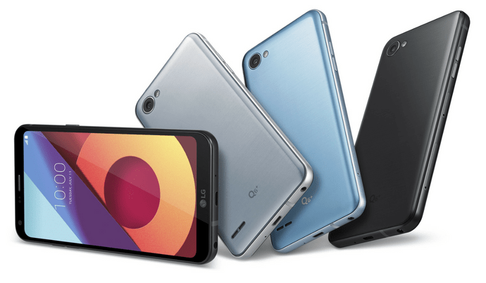 a8332f5af LG Q6 Plus with FullVision Display   4GB RAM Launched in India for Rs.  17