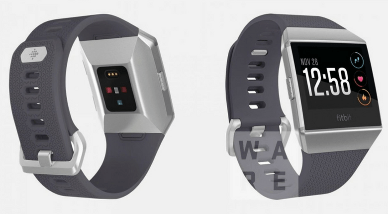 The Fitbit smartwatch steps up its design in this new leak
