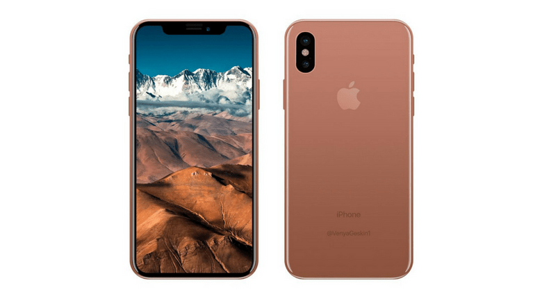 Sketchy report says copper gold iPhone 8 may be called 'Blush Gold'