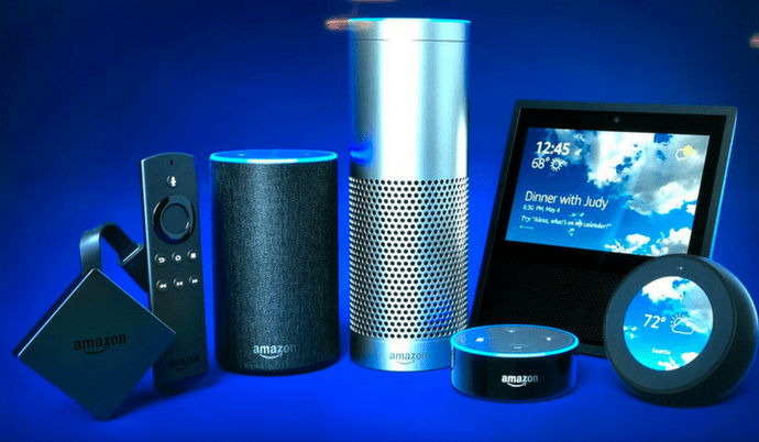 Amazon Intros Echo Plus and Spot, Fire TV 4K