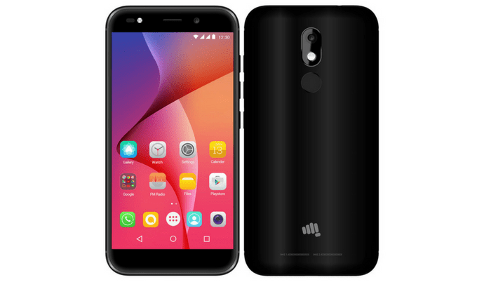 new product 521ee 7b598 Micromax Selfie 3 (E460) with 16MP Front Camera & Android Nougat ...