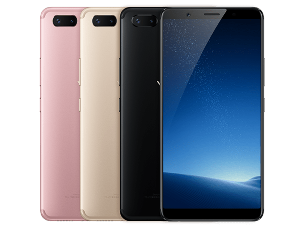 Vivo X20 and X20 Plus official, offer 18:9 Full View screen