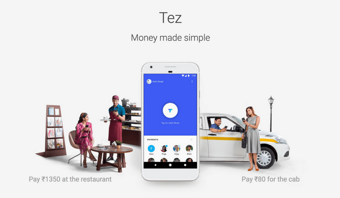 Google To Enter Digital Payments Industry With 'Tez'