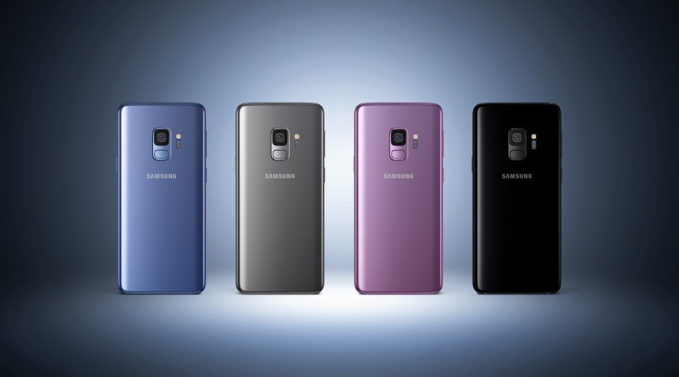 New Update for Samsung Galaxy S9+ & Galaxy S9 brings June 2019