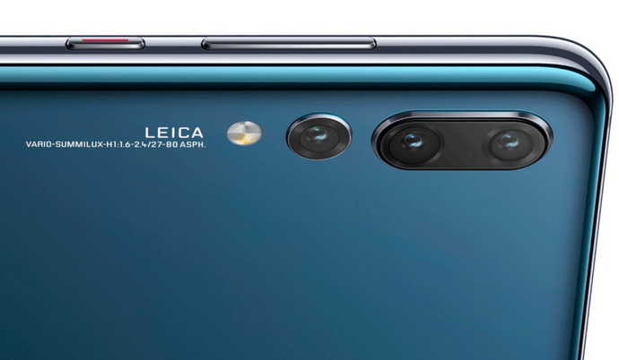 Huawei P30 camera sample reveals Leica Quad cameras