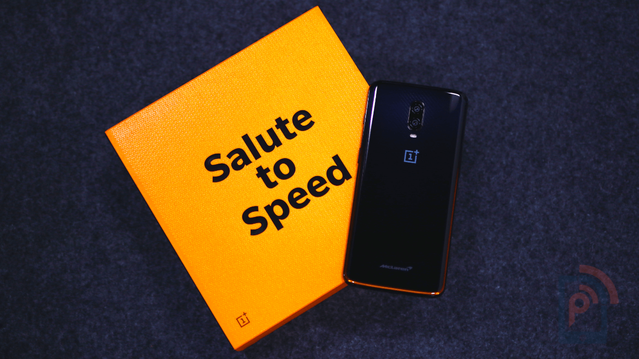 OnePlus Unveils 6T McLaren Edition With 10GB RAM & New Fast Charging Tech
