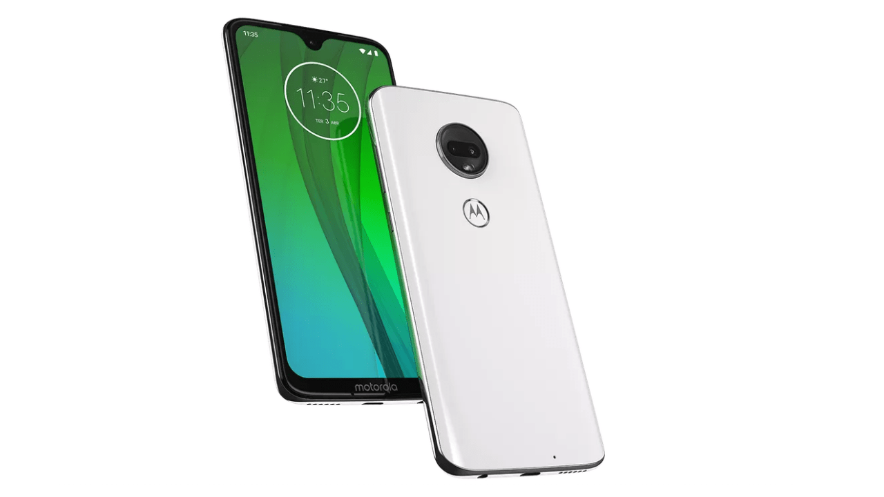 Motorola Brazil accidentally leaks the entire Moto G7 series