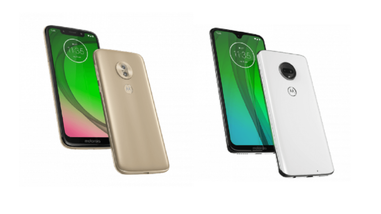 Moto G7 Power real life pictures leaked alongside Brazilian pricing