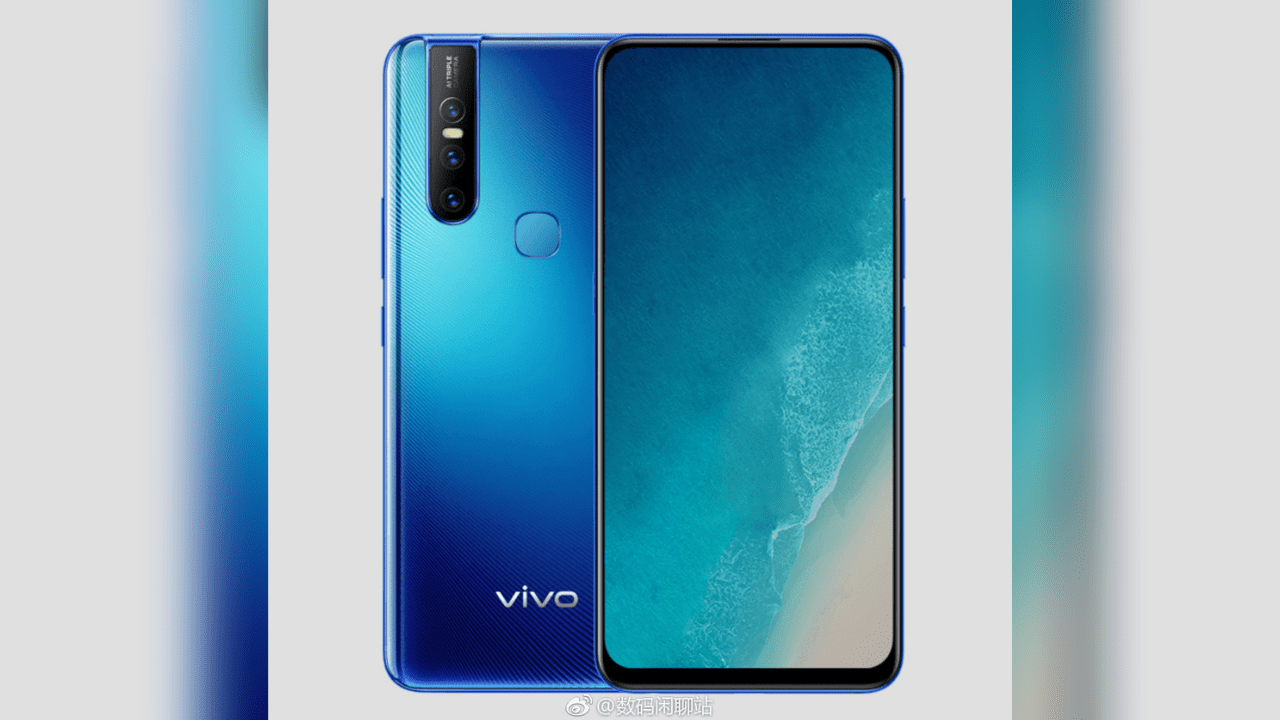 Vivo S1 key specs, renders and price surfaced online
