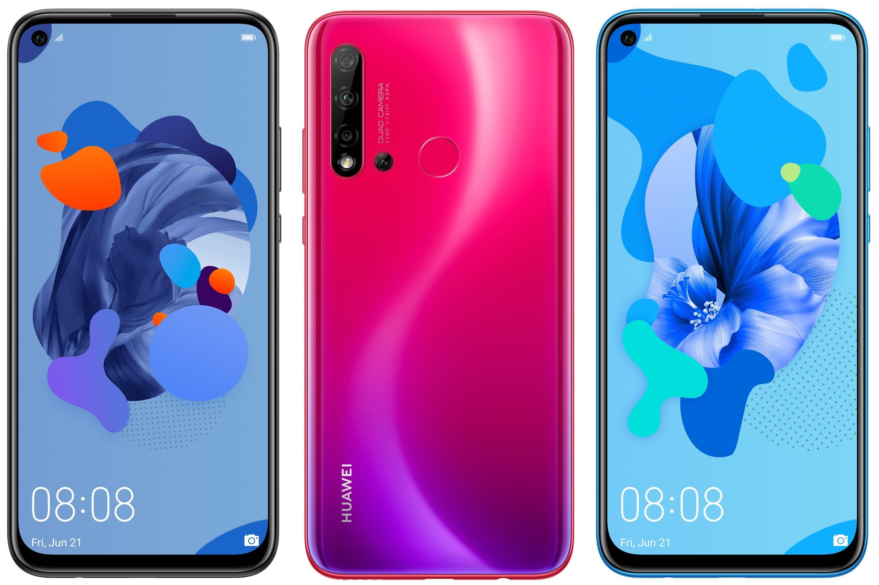 Huawei just launched another phone you'll be sad you can't buy