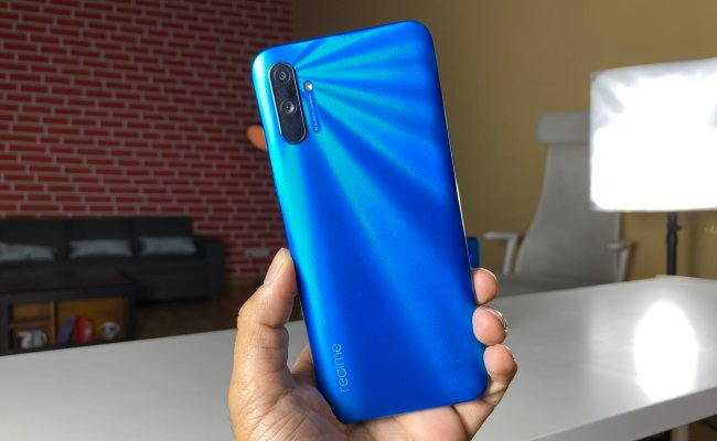 Realme C3 Launched In India For A Starting Price Of Rs