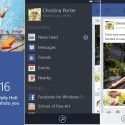 Facebook Beta per Windows Phone 8: interfaccia utente ridisegnata