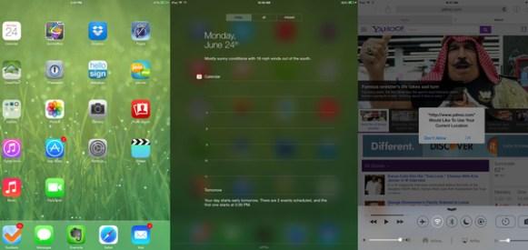 Apple rilascia la seconda beta di iOS 7: introdotto il supporto ad iPad