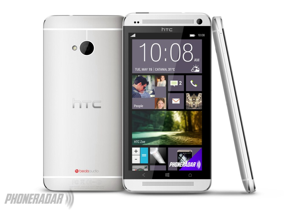 HTC One con Windows Phone 8 in arrivo entro la fine dell'anno