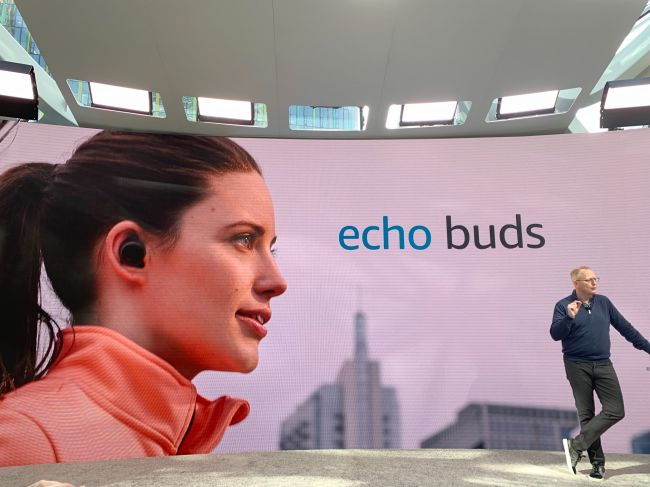 Amazon Echo Buds