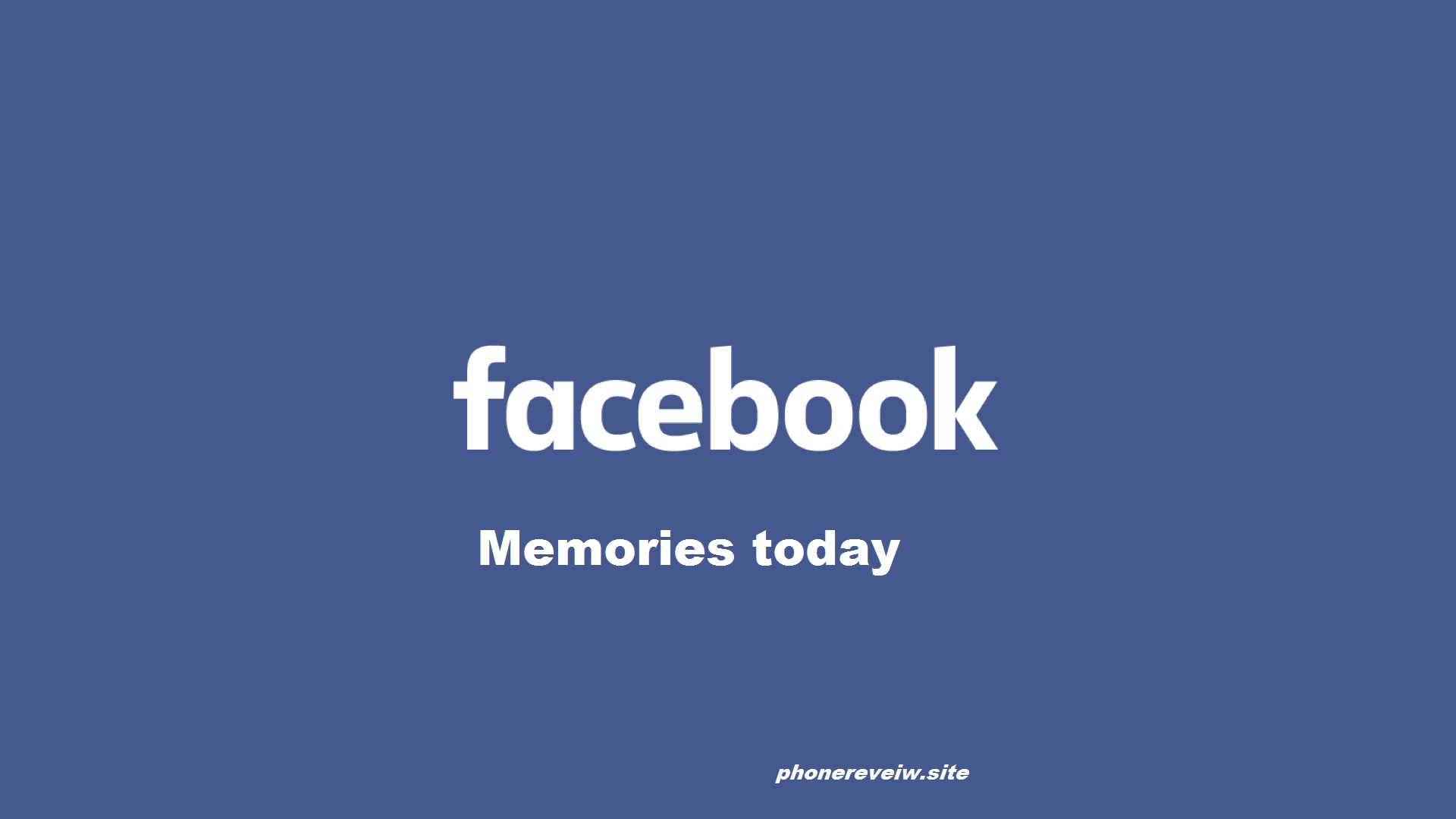 Where can I Find my Memories Today on Facebook