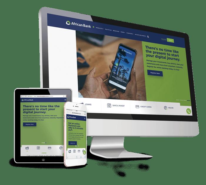 African Bank Online internet Banking