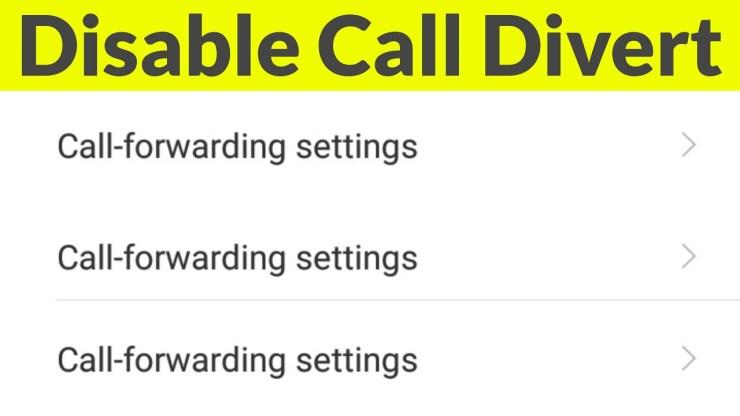 deactivate call divert mtn
