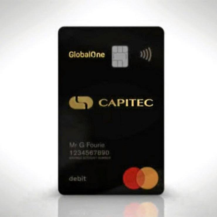 Capitec Student Credit Card