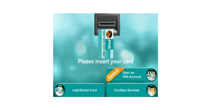 FNB Card Blocked