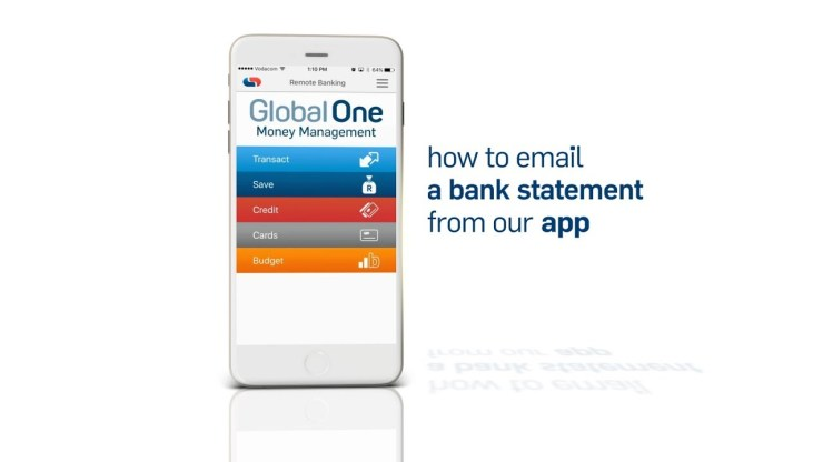 How To Get Capitec Bank Statement From App
