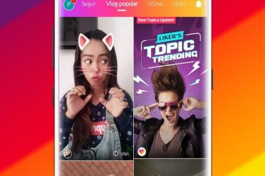 Likee Magic Video App