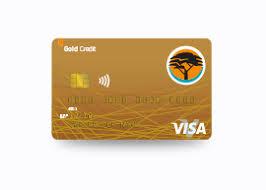 FNB Gold Card