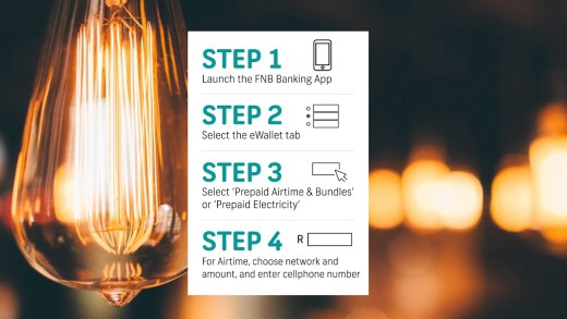How to Buy Airtime on FNB