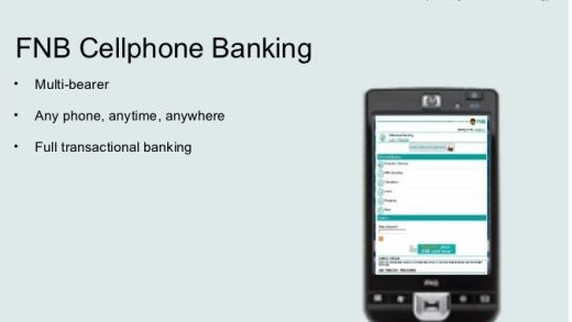How To Register FNB Cellphone Banking