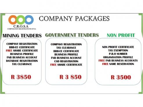 FNB Business Registration