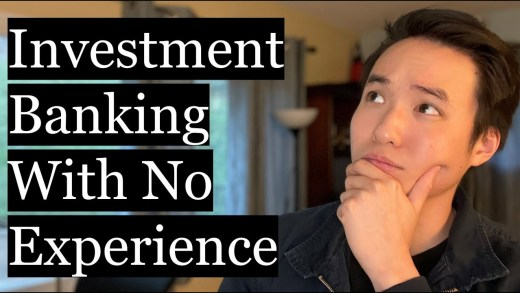 Investment Banking With No Experience