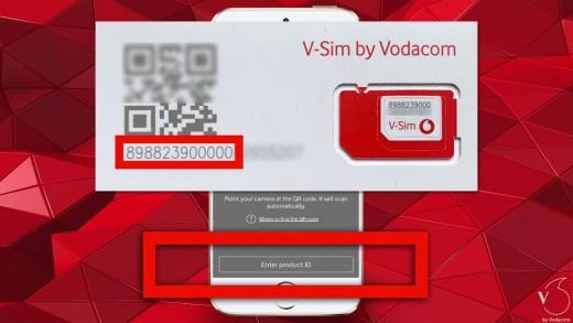 Check Vodacom SIM Card Number