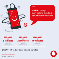 Vodacom All Network Minutes