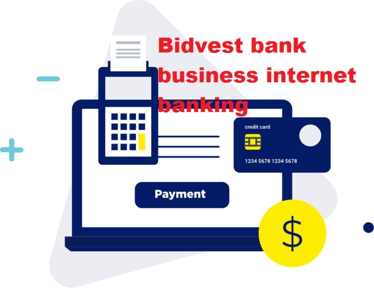Bidvest bank business internet banking
