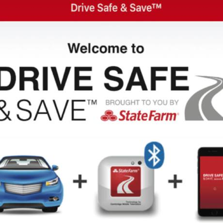 State Farm Insurance Drive safe and save Review