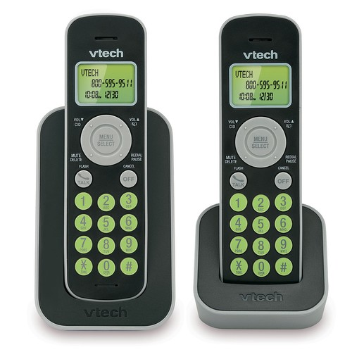 Teléfono Vtech Fs6214-21 Dect 6.0 Identificador De