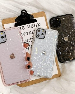 Luxury Jelly Phone Case For iPhone 11 Pro X XR XS Max Soft TPU Transparent Case Shockproof Clear Cover For iPhone 7 8 6 6s Plus