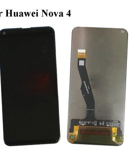 Black LCD+TP For Huawei Nova 4 LCD Display with Touch Screen Digitizer Smartphone Replacement For Huawei Nova4 VCE-AL00/TL00