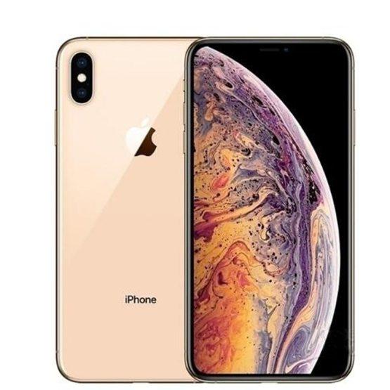 Unlocked Original iPhone XS Max 256G 6.5-inch RAM 4GB ROM 64GB/256GB Smartphone Phone With Dual Card and Full Screen