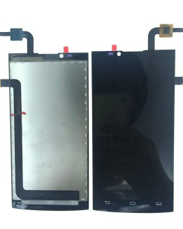 In Stock 5.0inch NEW LCD For Philips S398 LCD Screen Display+Touch Panel Glass Digitizer Repair Replacement With Tracking Number