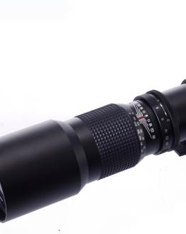 KAPKUR 500mm f/8 DSLR Camera Lenses