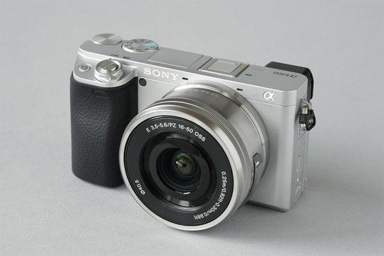 Sony Alpha A6400 A6400L Mirrorless 4K Wi-Fi Digital Camera & 16-50mm Lens Kit - Silver Color