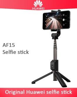 Original Huawei AF15 Bluetooth Selfie Stick Separate remote control Portable Tripod Bluetooth Selfie Stick Suitable For phones