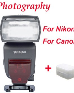 YONGNUO i-TTL flash Speedlite YN685 YN685N YN685C Works with YN622N YN622C RF603 Wireless Flash for Nikon Canon DSLR Camera