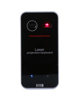 Mini Portable Virtual Laser Wireless Keyboard With Mouse