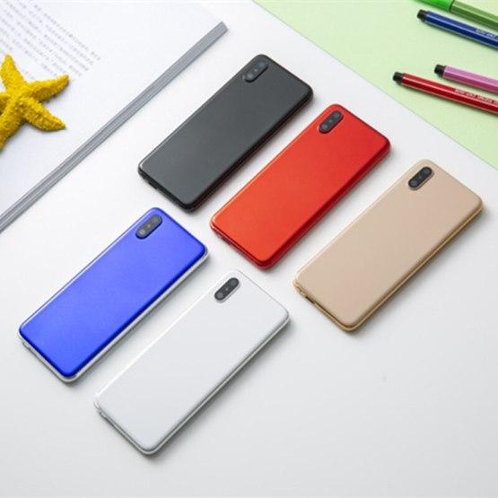 Wholesale 5pcs Ultra-thin Small Cellphone Mini Card Portable Student Mobile Phone Quit Internet Addiction Backup Phones R11