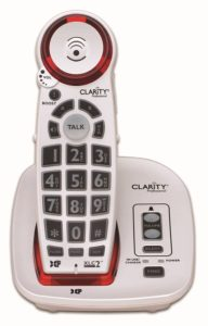 image of Clarity xlc 2 amplified cordless phone