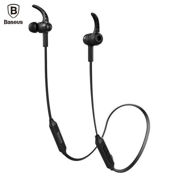 Baseus Encok S06 Magnet Bluetooth Wireless In-Ear Headphone Earphone