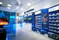 #007 Sony Playstation Boutique Store Design - Custom ...